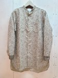 画像1: Varde77(バルデ77) JACQUARD SEMI LONG SHIRTS VR21SS-SD-SR04 (1)